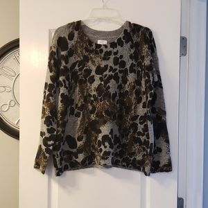 Crown and Ivy pullover sweater size M